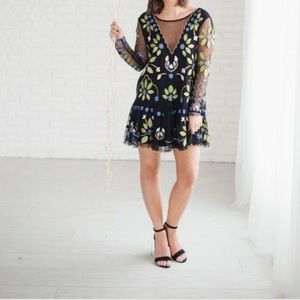 Free People Hearts Are Wild Dress